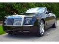 Rolls-Royce Phantom Drophead Coupe  Diamond Black photo #11