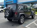Jeep Wrangler Unlimited Sport 4x4 Granite Crystal Metallic photo #5