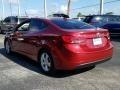 Hyundai Elantra Value Edition Red photo #3