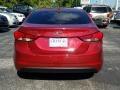 Hyundai Elantra Value Edition Red photo #4
