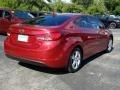 Hyundai Elantra Value Edition Red photo #5