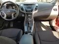 Hyundai Elantra Value Edition Red photo #13