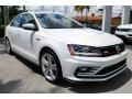Volkswagen Jetta GLI Pure White photo #2
