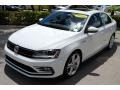 Volkswagen Jetta GLI Pure White photo #4