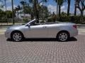 Chrysler Sebring Limited Convertible Bright Silver Metallic photo #19
