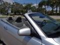 Chrysler Sebring Limited Convertible Bright Silver Metallic photo #26