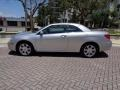 Chrysler Sebring Limited Convertible Bright Silver Metallic photo #43