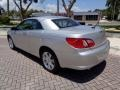 Chrysler Sebring Limited Convertible Bright Silver Metallic photo #45