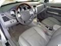 Chrysler Sebring Limited Convertible Bright Silver Metallic photo #74