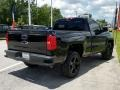 Chevrolet Silverado 1500 WT Regular Cab Black photo #5