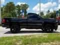 Chevrolet Silverado 1500 WT Regular Cab Black photo #6