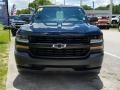 Chevrolet Silverado 1500 WT Regular Cab Black photo #8
