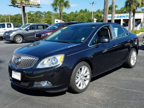 Carbon Black Metallic 2014 Buick Verano