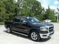 Ram 1500 Big Horn Crew Cab Maximum Steel Metallic photo #7