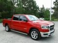 Ram 1500 Big Horn Crew Cab Flame Red photo #7
