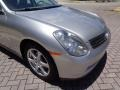Infiniti G 35 Sedan Brilliant Silver Metallic photo #30