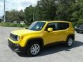 Jeep Renegade Latitude Solar Yellow photo #1