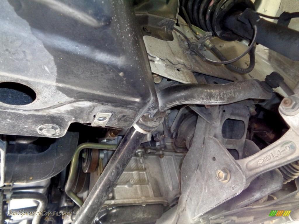 2003 G 35 Sedan - Brilliant Silver Metallic / Willow photo #91