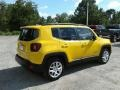 Jeep Renegade Latitude Solar Yellow photo #5