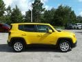 Jeep Renegade Latitude Solar Yellow photo #6
