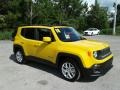 Jeep Renegade Latitude Solar Yellow photo #7