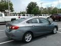 Chevrolet Cruze LT Satin Steel Gray Metallic photo #4