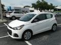 Chevrolet Spark LS Summit White photo #1