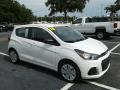 Chevrolet Spark LS Summit White photo #7