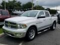 Dodge Ram 1500 Laramie Crew Cab 4x4 Bright White photo #1