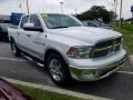 Dodge Ram 1500 Laramie Crew Cab 4x4 Bright White photo #7