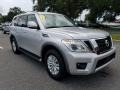 Nissan Armada SV Brilliant Silver photo #7