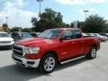 Ram 1500 Big Horn Quad Cab Flame Red photo #1
