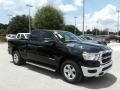 Ram 1500 Big Horn Quad Cab Diamond Black Crystal Pearl photo #8