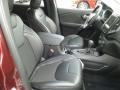 Jeep Cherokee Latitude Plus 4x4 Velvet Red Pearl photo #12