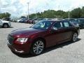 Chrysler 300 Touring Velvet Red Pearl photo #1