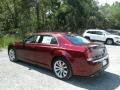 Chrysler 300 Touring Velvet Red Pearl photo #3