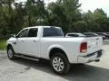 Ram 2500 Laramie Longhorn Crew Cab 4x4 Bright White photo #3