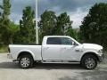 Ram 2500 Laramie Longhorn Crew Cab 4x4 Bright White photo #6