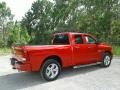 Ram 1500 Express Quad Cab Flame Red photo #5