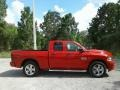 Ram 1500 Express Quad Cab Flame Red photo #6