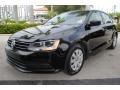 Volkswagen Jetta S Black photo #5