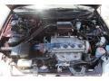 Honda Civic LX Sedan Vintage Plum photo #19
