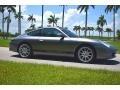 Porsche 911 Carrera Coupe Seal Grey Metallic photo #3