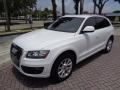 Audi Q5 2.0T quattro Ibis White photo #1