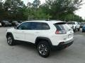 Jeep Cherokee Trailhawk Elite 4x4 Pearl White photo #3