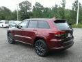 Jeep Grand Cherokee High Altitude 4x4 Velvet Red Pearl photo #3