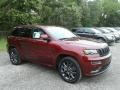 Jeep Grand Cherokee High Altitude 4x4 Velvet Red Pearl photo #7
