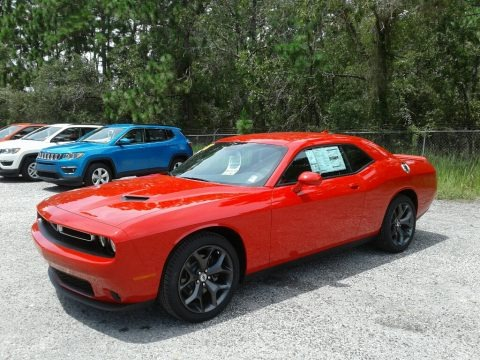 Torred 2018 Dodge Challenger SXT