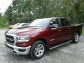 Ram 1500 Big Horn Crew Cab Delmonico Red Pearl photo #1
