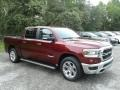 Ram 1500 Big Horn Crew Cab Delmonico Red Pearl photo #7